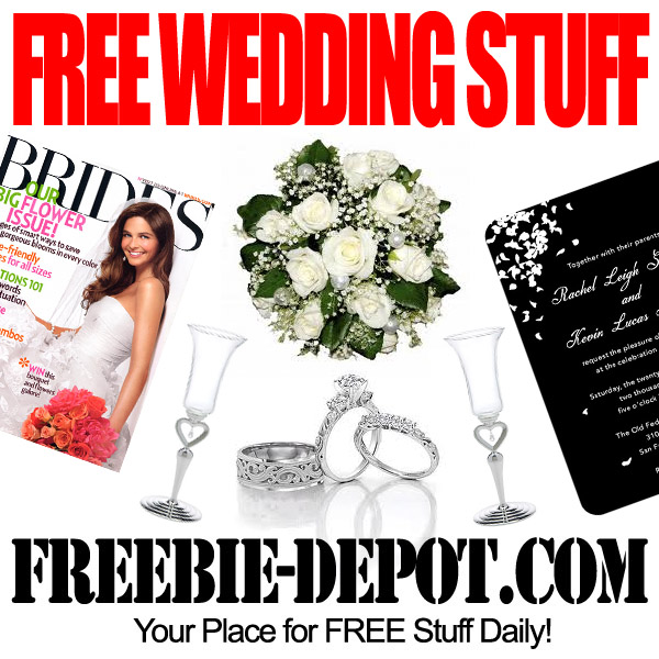 Free Wedding Stuff
