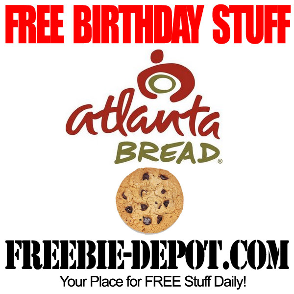 Free Birthday Cookie