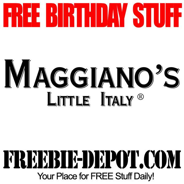 Free Birthday Lemon Cookies