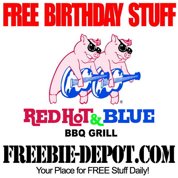 Free Birthday Pork Sandwich