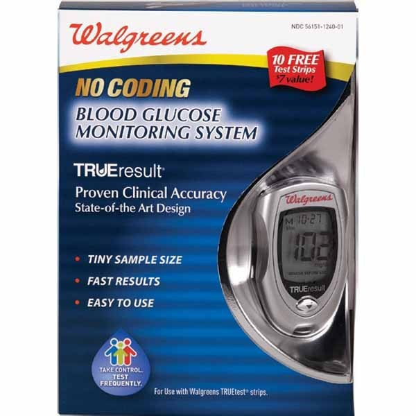 FREE Blood Glucose Monitor