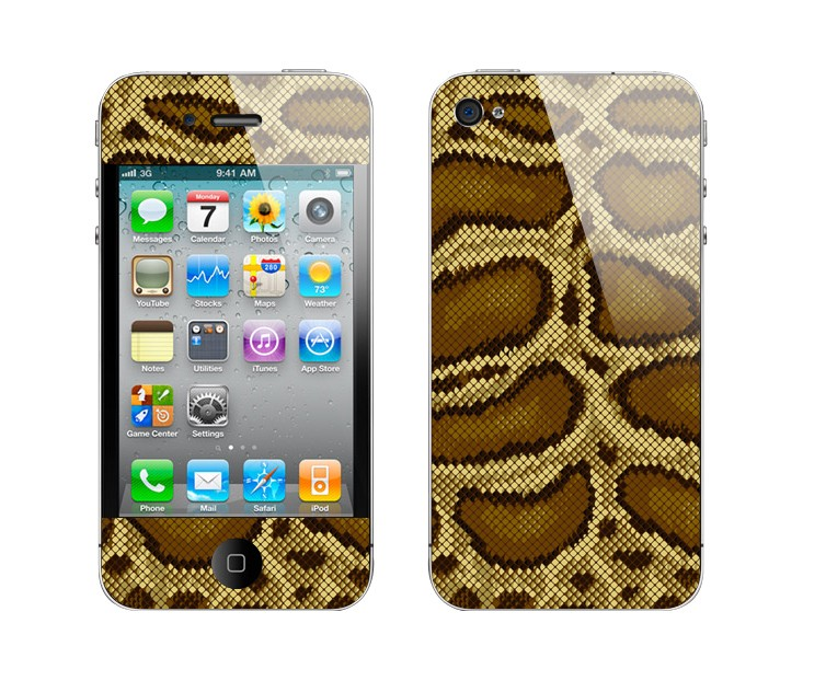FREE iPhone 4 Skin