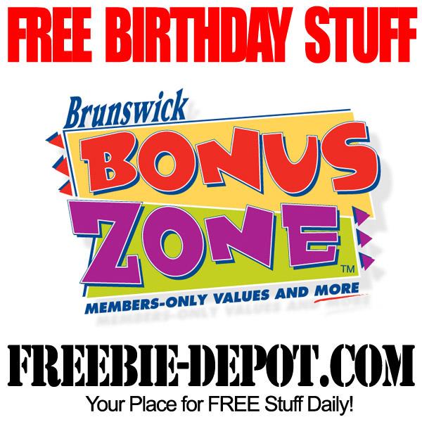 Free BDay Bowling