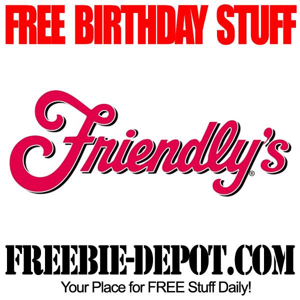 Free BDay Sundae
