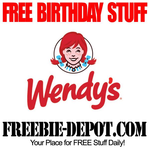 Free Birthday Frosty