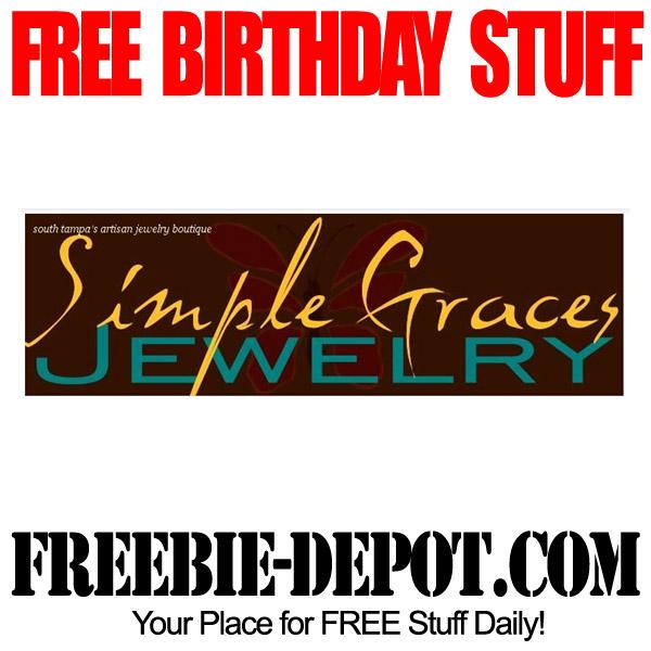 Free Birthday Jewelry