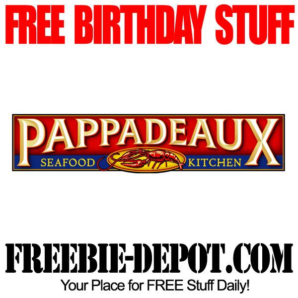 Free Birthday Seafood Kitchen
