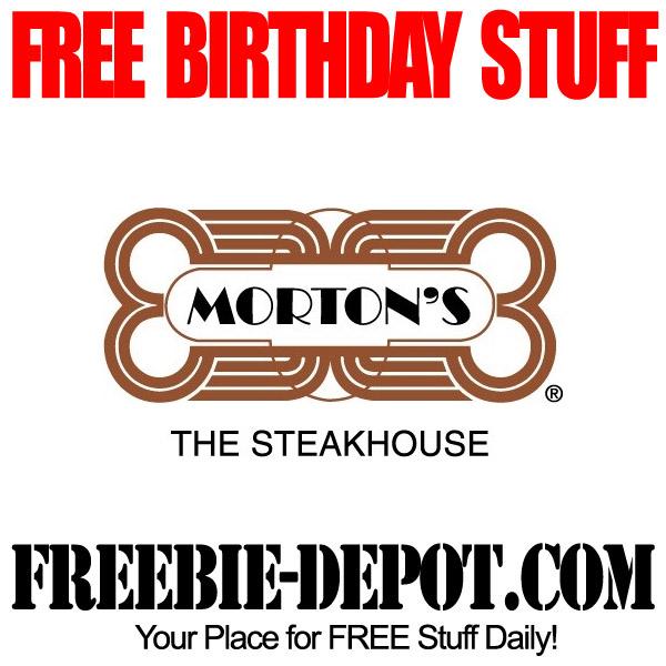 Free Birthday Steak Dessert