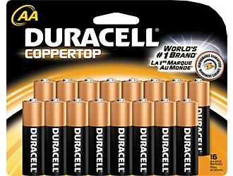 Free Batteries