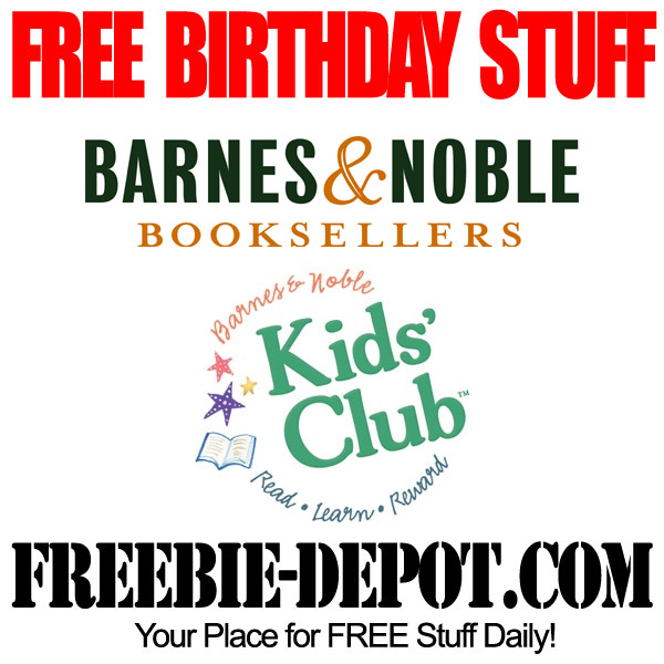 Free Birthday Book Club