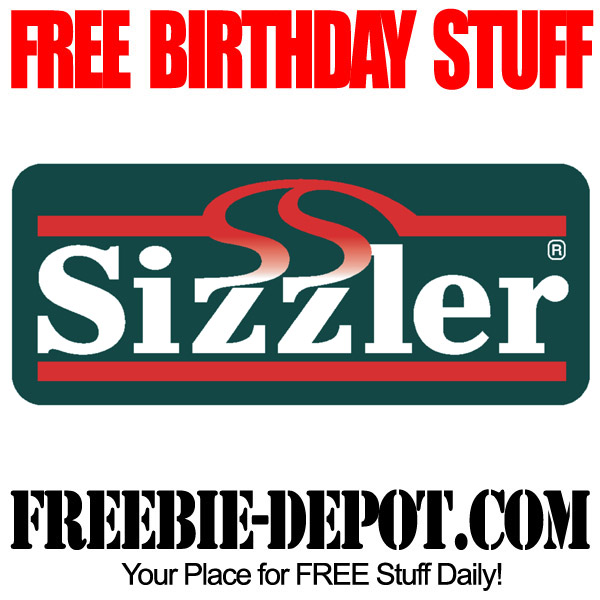 Free Birthday Sizzler