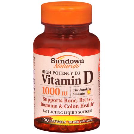 Free After Rebate Vitamin D