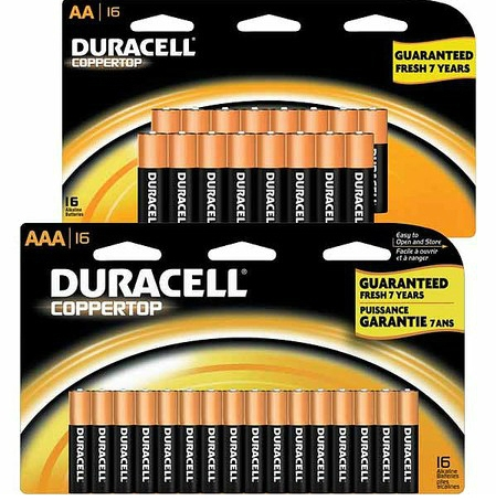 Free After Rebate Batteries
