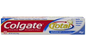 Free After Rebate Toothpaste