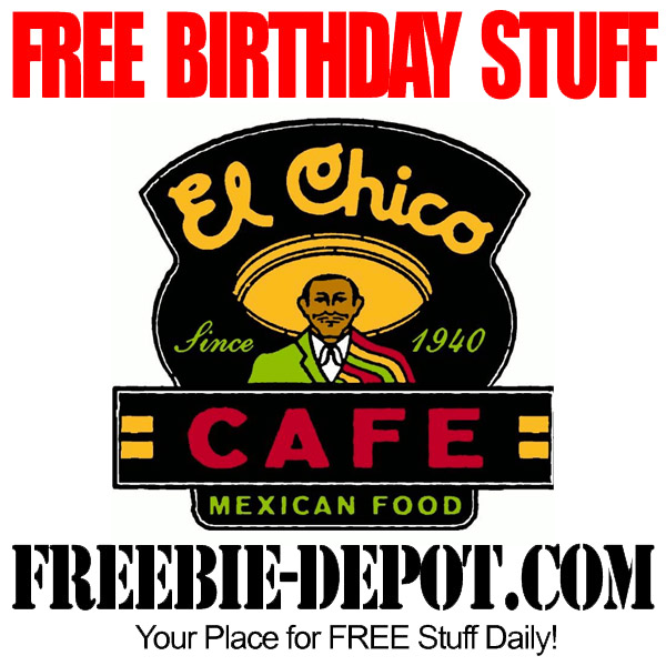 Free Birthday El Chico