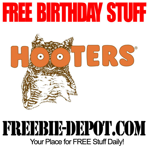 Free Birthday Hooters Wings
