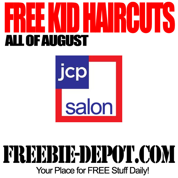 Free Kid Haircuts at JCPenney