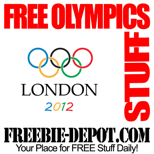 Free Olympics Stuff