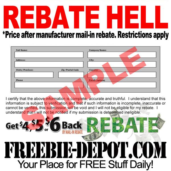 Rebate Hell