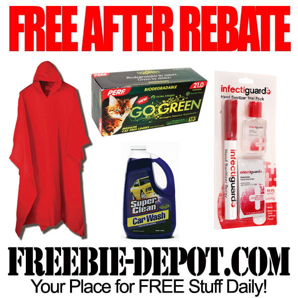 Free After Rebate Labor Day Stuff