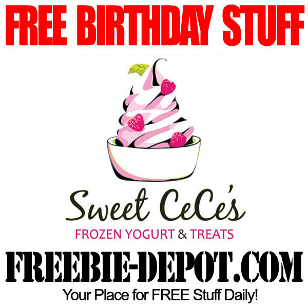 Free Birthday Frozen Yogurt
