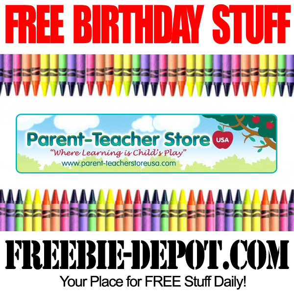 Free Birthday School Supplies