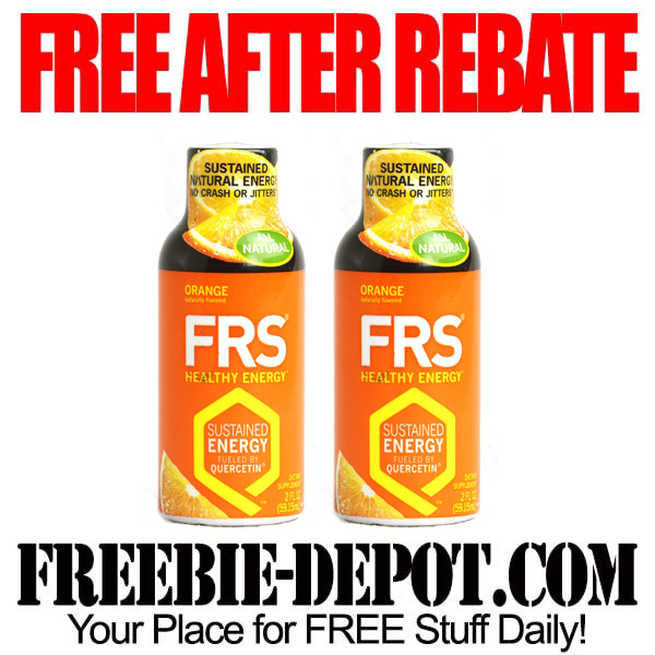 Free After Rebate Energy Shots