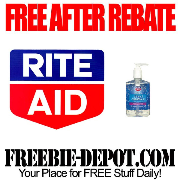 FREE After Rebate Hand Sanitizer