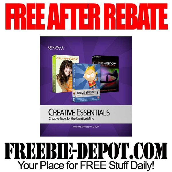 Free After Rebate Creative Essentials Software