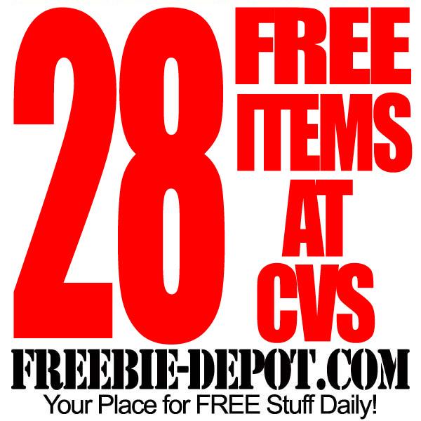Free After Rebate at CVS