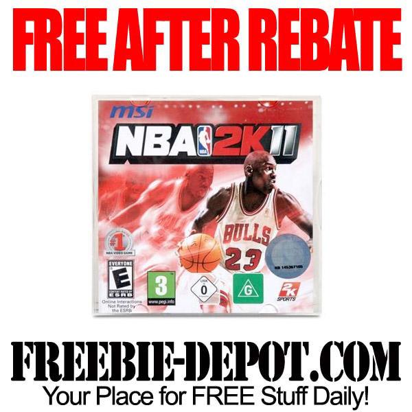 Free After Rebate NBA Game