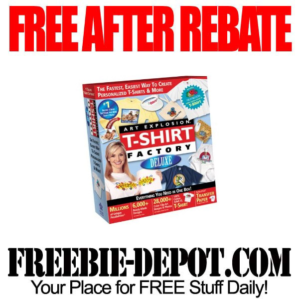 Free After Rebate T-Shirt Factory