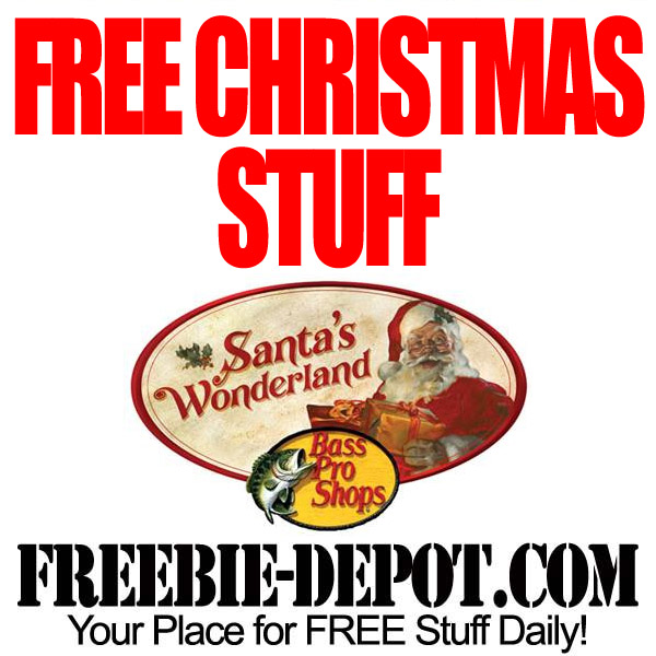 Free Christmas at Bass Pro