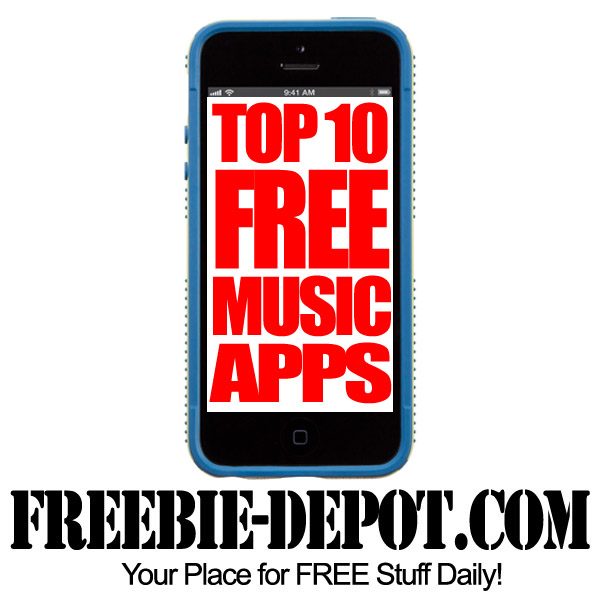 Top 10 Free Music Apps