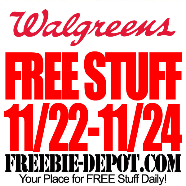 FREE Black Friday Stuff