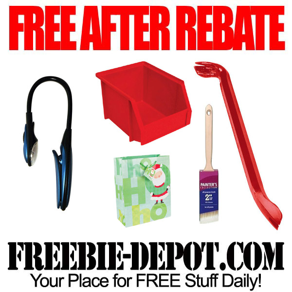 Free After Rebate Book Light