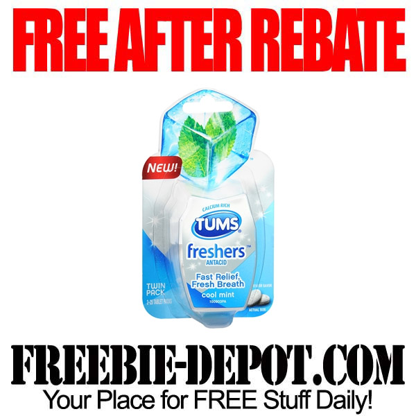 Free After Rebate TUMS