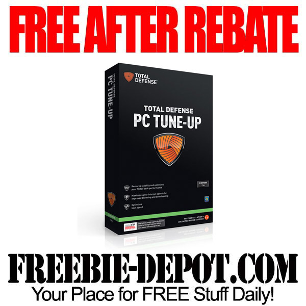 Free After Rebate PC Tune-Up