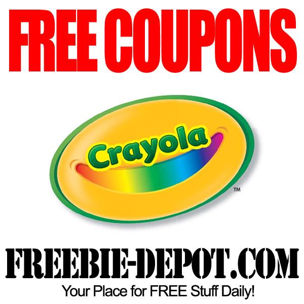Free Crayola Coupons