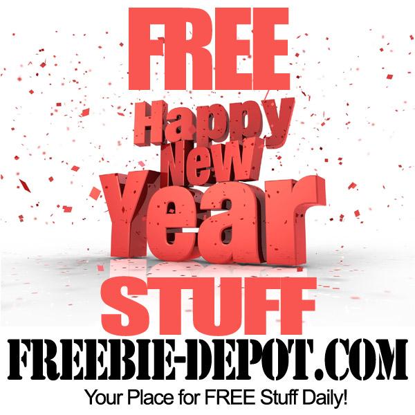 Free New Year Stuff 2013