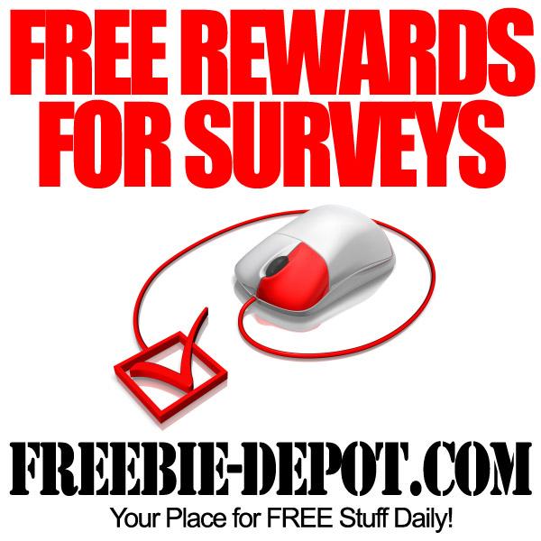 Free Rewards for Surveys