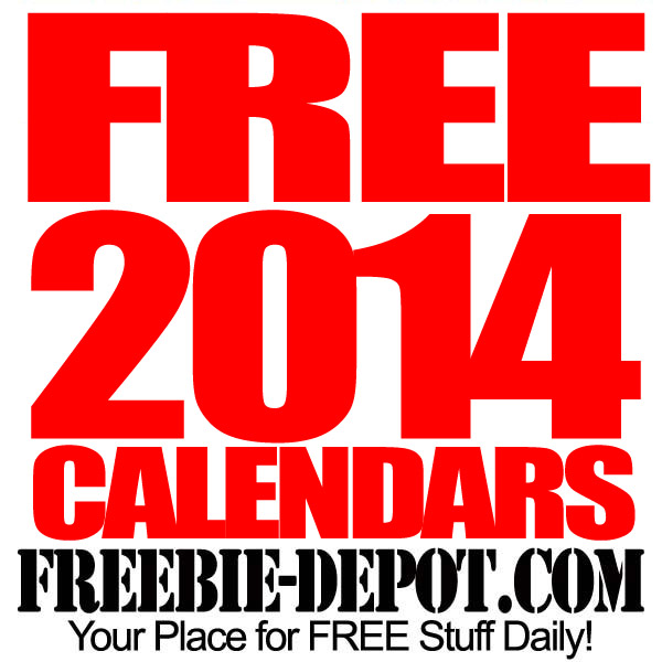 Free 2014 Calendars