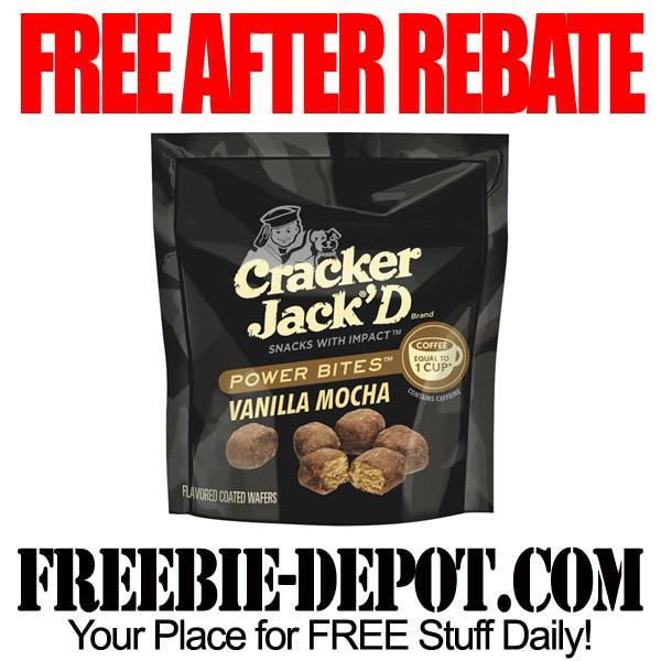 Free After Rebate Cracker Jacks