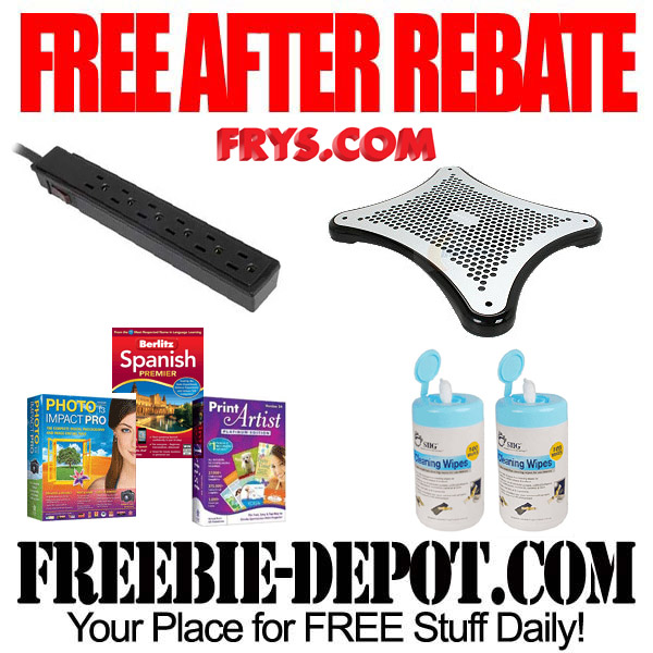 Free After Rebate Surge Protector