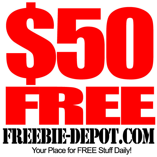 Free Fifty Dollars