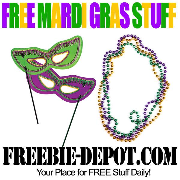 Free Mardi Gras Stuff 2013