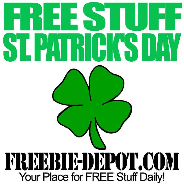 Free St Patricks Day Stuff 2013