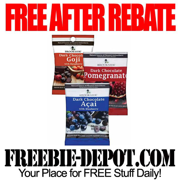 Free After Rebate Chocolates