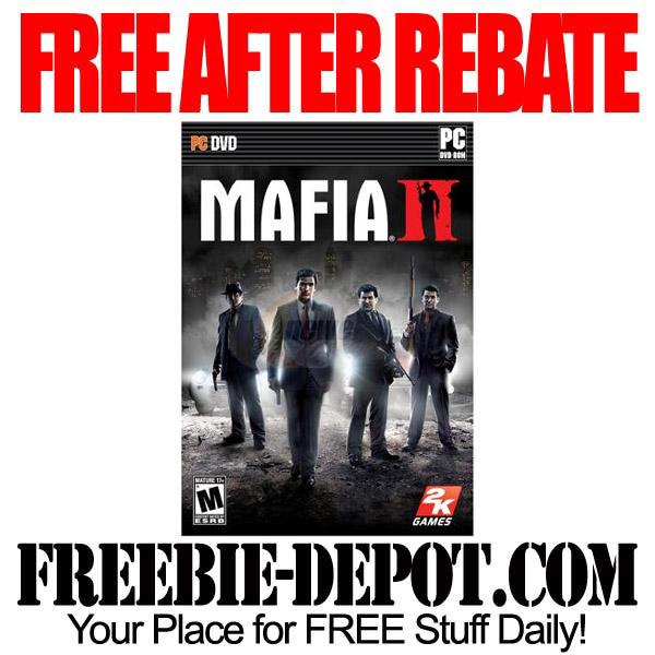 Free After Rebate Mafia Game