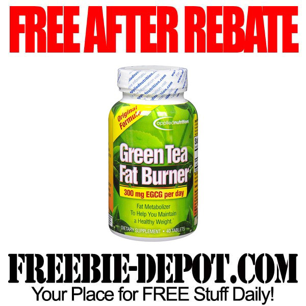 Free After Rebate Green Tea Fat Burner